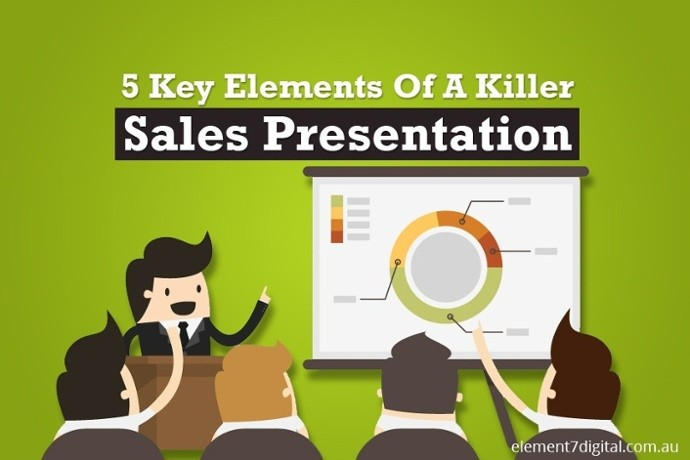 Key Elements Of A Killer Sales Presentation  Web Development